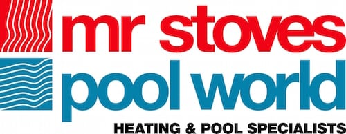 Mr Stoves Pool World Logo
